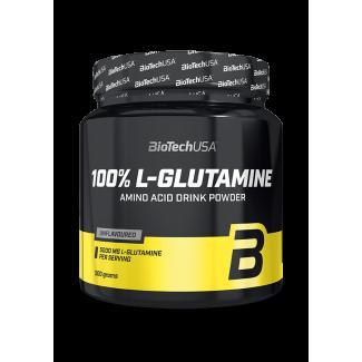 100% L-Glutamine 500gr (BIOTECH USA)