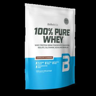 100% Pure Whey 1000gr (BIOTECH USA)