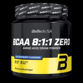 BCAA 8:1:1 Zero 250gr (BIOTECH USA)