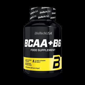 BCAA+B6 100tabs (BIOTECH USA)