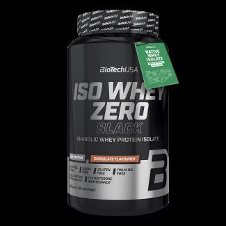 Iso Whey Zero Black 908g (BIOTECH USA)