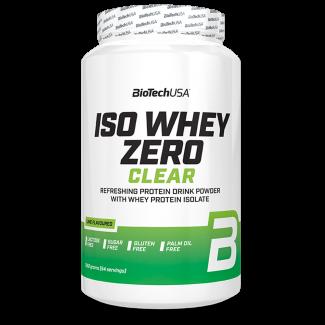 ISO Whey Zero Clear 1362gr (BIOTECH USA)