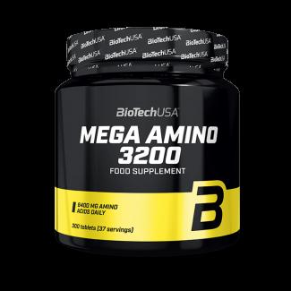 MEGA AMINO 3200 300tabs (BIOTECH USA)