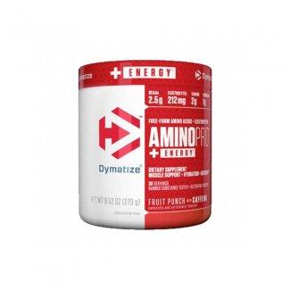 Amino PRO  + ENERGY 270gr (DYMATIZE)