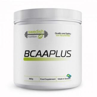 BCAA PLUS 360gr (SWEDISH NUTRITION)