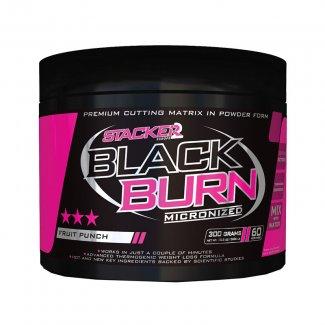 BLACK BURN MICRONIZED 300gr (STACKER2)