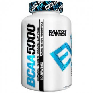 BCAA 5000 240caps (EVL NUTRITION)
