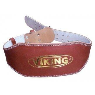 VIKING GS-14203 Leather Weight Lifting Belt - Ζώνη Μέσης Δερμάτινη