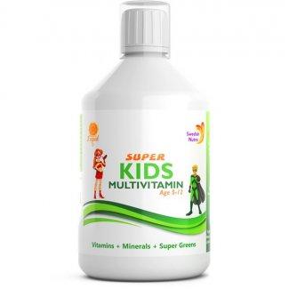 Super Kids Multivitamin 500ml (SWEDISH NUTRA)
