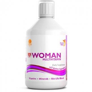 Woman Multivitamin 500ml (SWEDISH NUTRA)