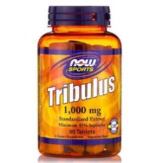 Tribulus 1000mg 90caps (NOW FOODS)