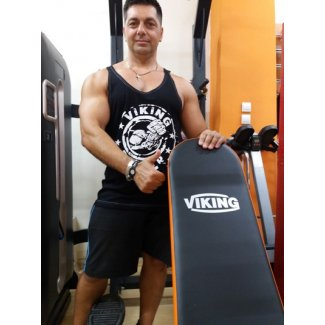 VIKING Τιραντάκι Μακό V1001 V.P. Cotton Tank Top