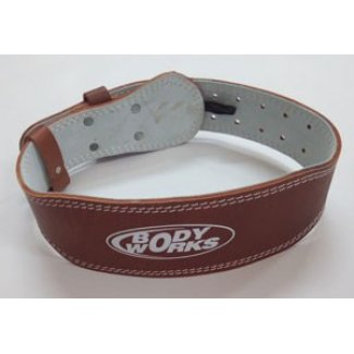 VIKING Leather Weight Lifting Belt - Ζώνη Μέσης Γνήσιο Δέρμα (2901)