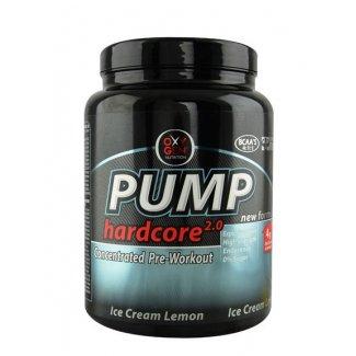 PUMP Hardcore Concentrate 2.0 550gr (OXYGEN NUTRITION)
