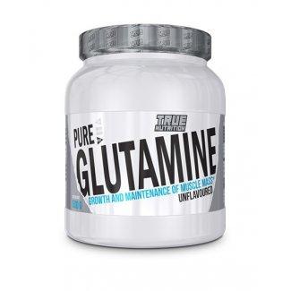 Pure Glutamine 500gr (TRUE NUTRITION)