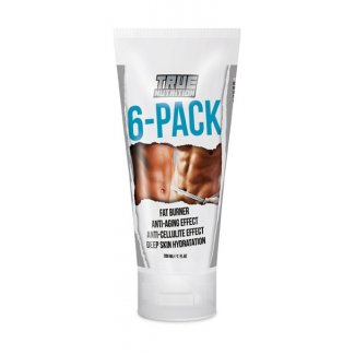 6-PACK Cream 200ml (TRUE NUTRITION)