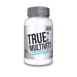 True Multivits 120tabs (TRUE NUTRITION)