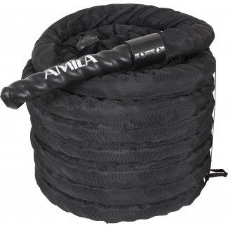 Amila Battle Rope PVC Handles 15m