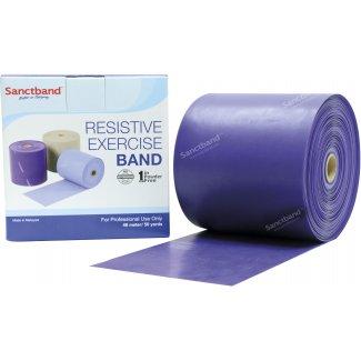 Λάστιχο Αντίστασης Sanctband Gymband Πολύ Σκληρό Ρολό